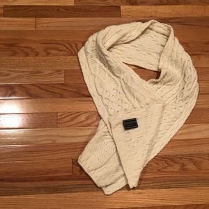 Carriag Donn scarf made in Ireland